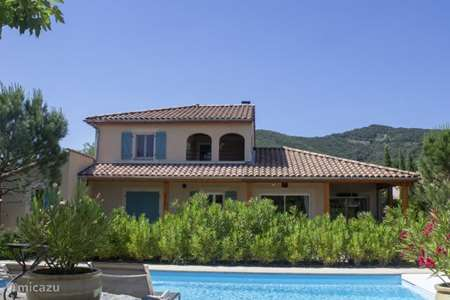 Vacation rental France, Ardèche, Vallon-Pont-d'Arc villa  Villa Merle