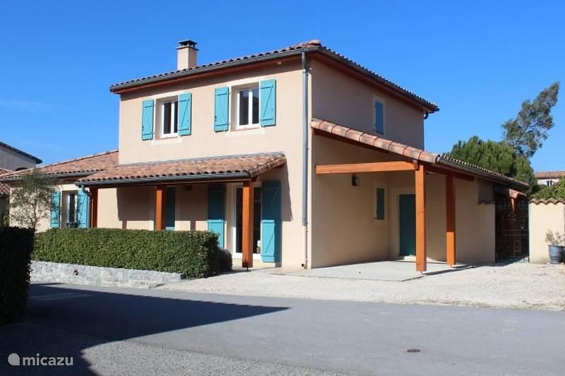Vakantiehuis Frankrijk, Ardèche, Vallon-Pont-d'Arc Villa Villa Merle