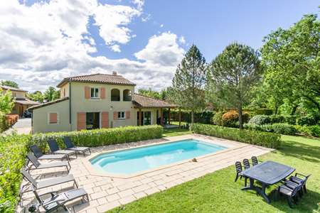 Vacation rental France, Ardèche, Vallon-Pont-d'Arc villa  Villa LRDA 44