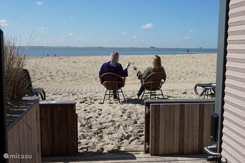 Vakantiehuis Nederland, Zeeland, Vlissingen Appartement 4-persoons Beachroom