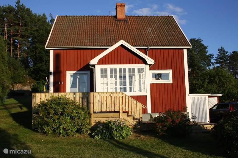 Vakantiehuis Zweden, Värmland, Storfors Vakantiehuis Stallhuset