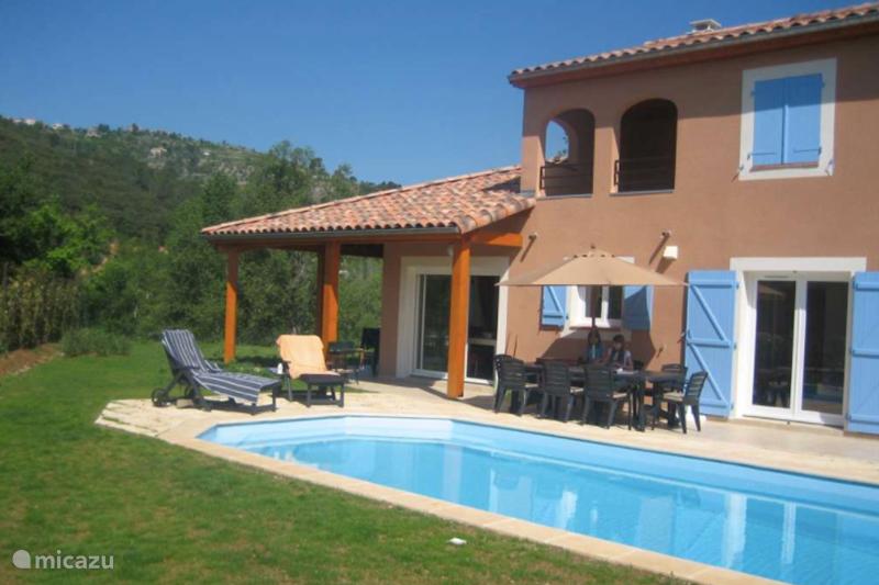Ferienwohnung Frankreich, Ardèche, Vallon-Pont-d'Arc Villa  Villa Jaulet
