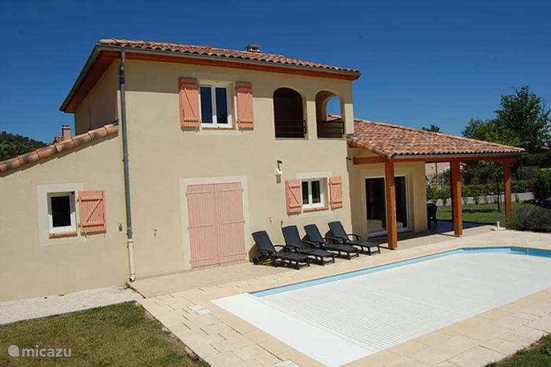 Vakantiehuis Frankrijk, Ardèche, Vallon-Pont-d'Arc Villa Villa Lune