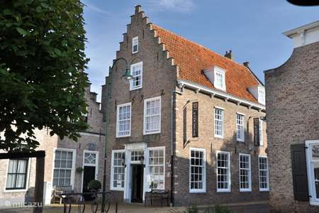 Vacation rental Netherlands, Zeeland, Sint Maartensdijk holiday house Hotel KOM!