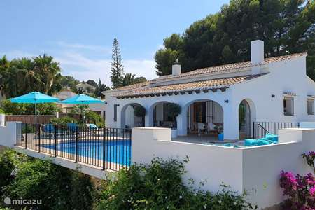 Vacation rental Spain – villa Villa Uno Mas