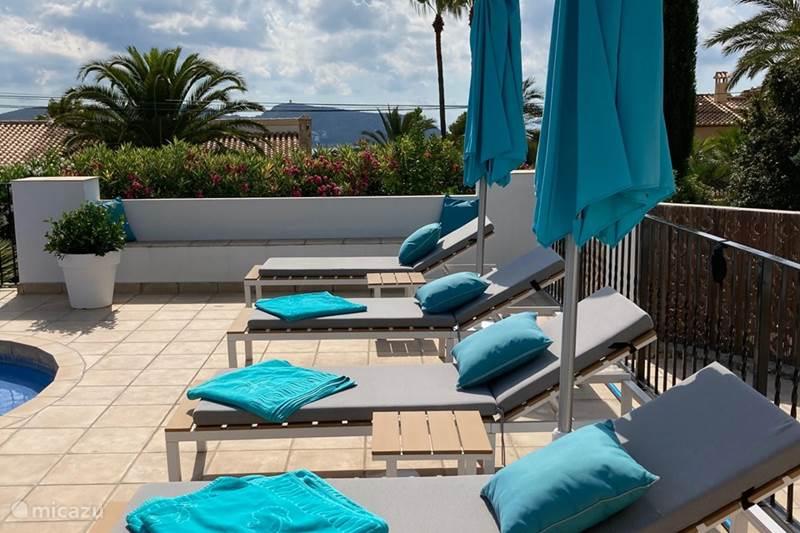 Vakantiehuis Spanje, Costa Blanca, Moraira Villa Villa Uno Mas