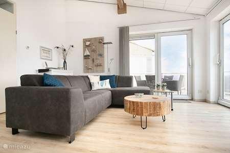 Vakantiehuis Nederland, Noord-Holland – appartement Strand appartement Duynblick