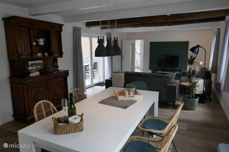 Vacation rental Germany, Oost-Friesland, Aurich Holiday house Old Bakery Hamswehrum