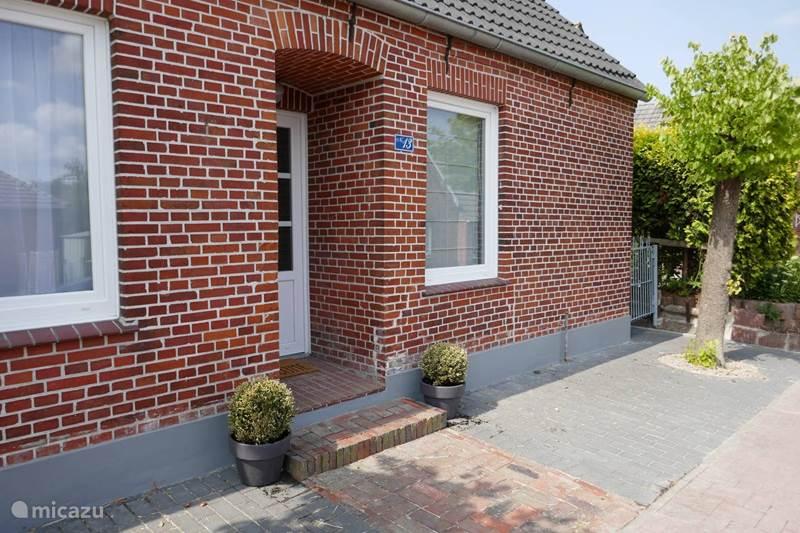 Vakantiehuis Duitsland, Oost-Friesland, Aurich Vakantiehuis De Bedstee