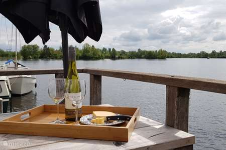 Vakantiehuis Nederland, Noord-Holland, Aalsmeer camper / jacht / woonboot Houseboat Little Poel House
