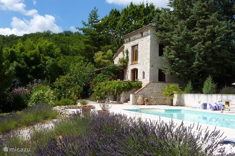 Vakantiehuis Frankrijk, Lot, Montcuq Gîte / Cottage Cottage La Tuque