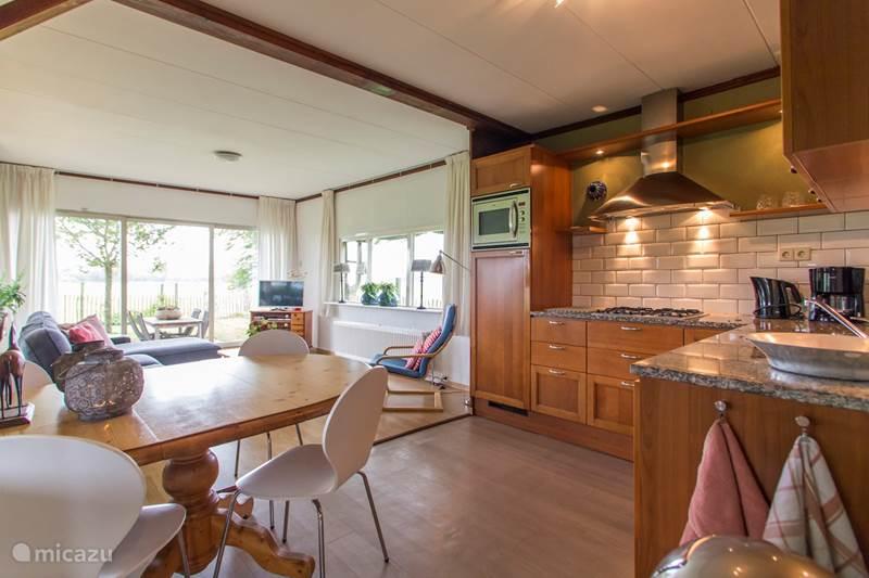 Vakantiehuis Nederland, Noord-Holland, Nederhorst Den Berg Bungalow Boerderij Vechtzicht