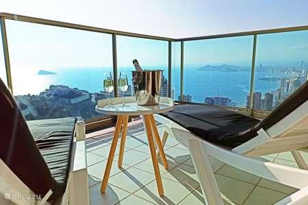 Vakantiehuis Spanje, Costa Blanca, Benidorm - appartement Benidorm Heaven