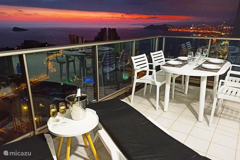 Vakantiehuis Spanje, Costa Blanca, Benidorm Appartement Benidorm Heaven