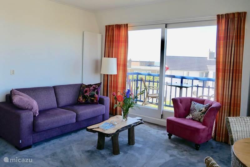 Vakantiehuis Nederland, Noord-Holland, Bergen aan Zee Appartement Sonneduyn zand - 17