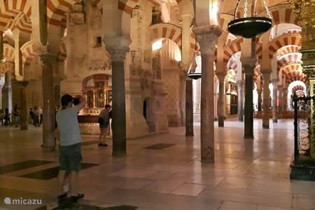 Cordoba, de Mezquita