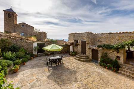 Vakantiehuis Spanje, Catalonië, Tremp appartement Casa Mauri, The Bodega