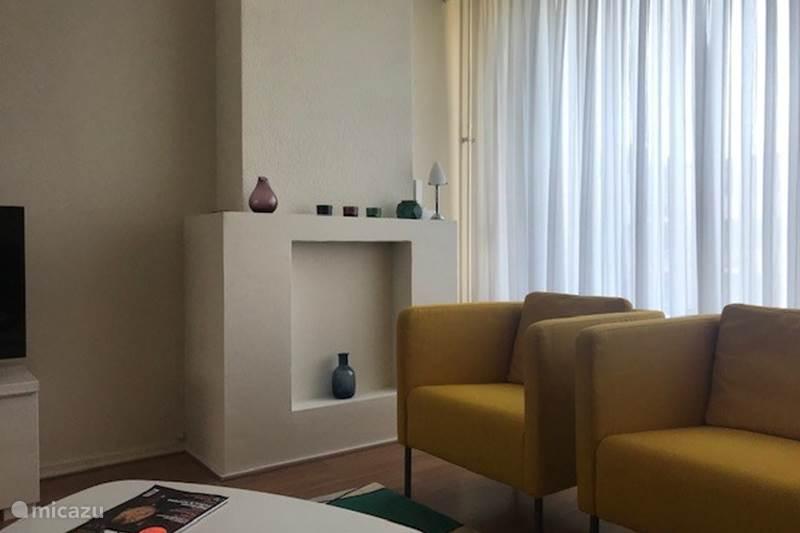 Vakantiehuis Nederland, Zuid-Holland, Den Haag Appartement De Ooievaar