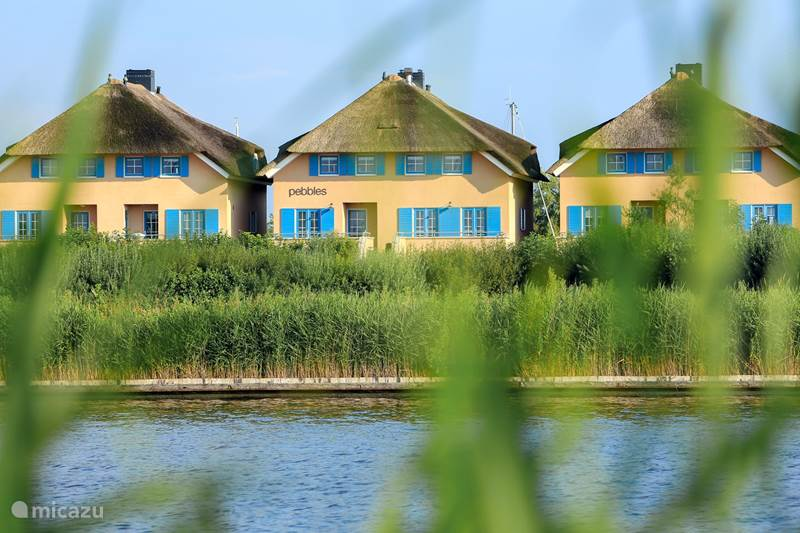 Vakantiehuis Nederland, Friesland, Stavoren Villa Pebbles Watervilla