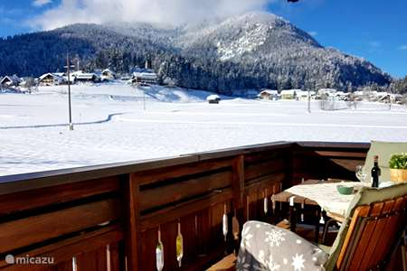 Vacation rental Austria, Carinthia, Weissbriach apartment Nassfeld great