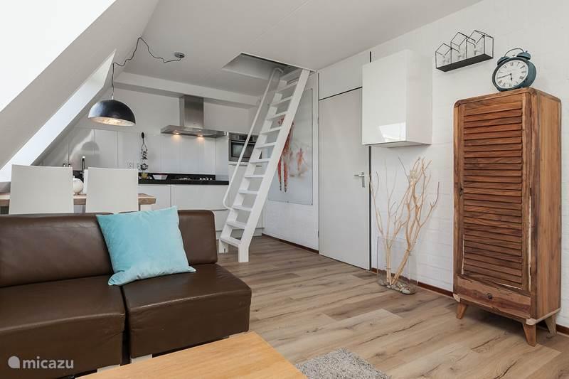 Vakantiehuis Nederland, Noord-Holland, Egmond aan Zee Appartement Appartment met zeezicht, Sea View