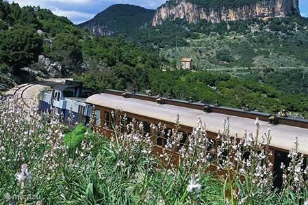 Openbare vervoer op Sardinie
