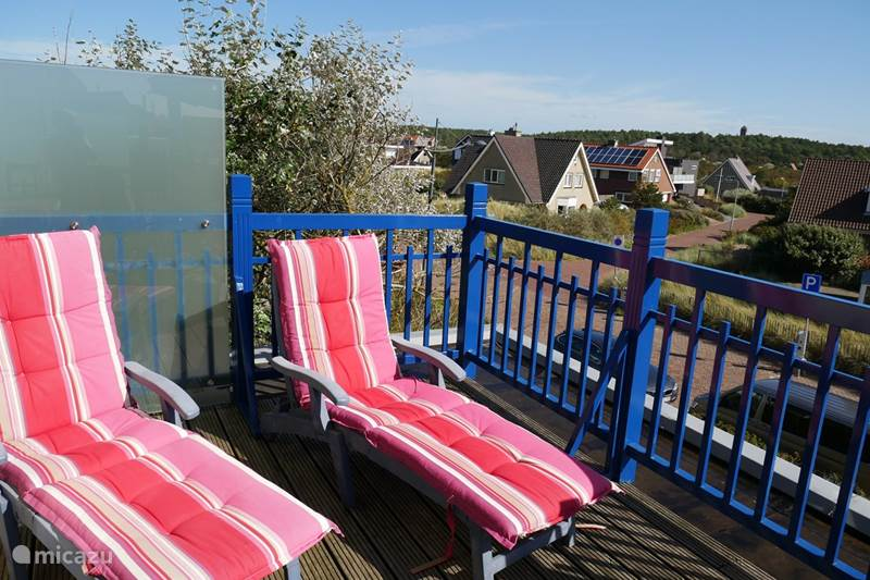 Vakantiehuis Nederland, Noord-Holland, Bergen aan Zee Appartement Duinviooltje - 16
