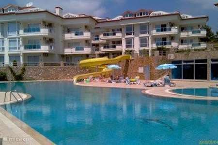 Vakantiehuis Turkije, Turkse Rivièra, Konakli appartement Penthouse Nazar