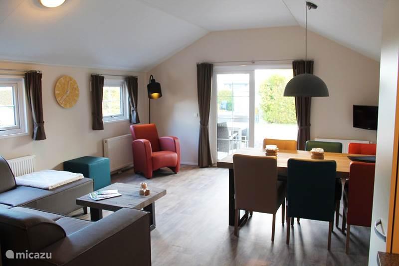 Vakantiehuis Nederland, Gelderland, Voorthuizen Chalet Chalet Boshoek