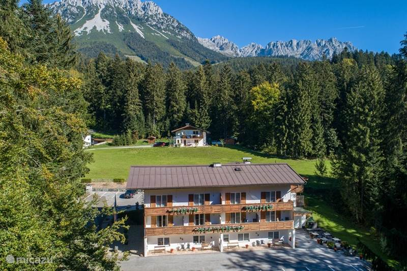 Vakantiehuis Oostenrijk, Tirol, Ellmau Appartement Pension und Appartements Hartkaiser