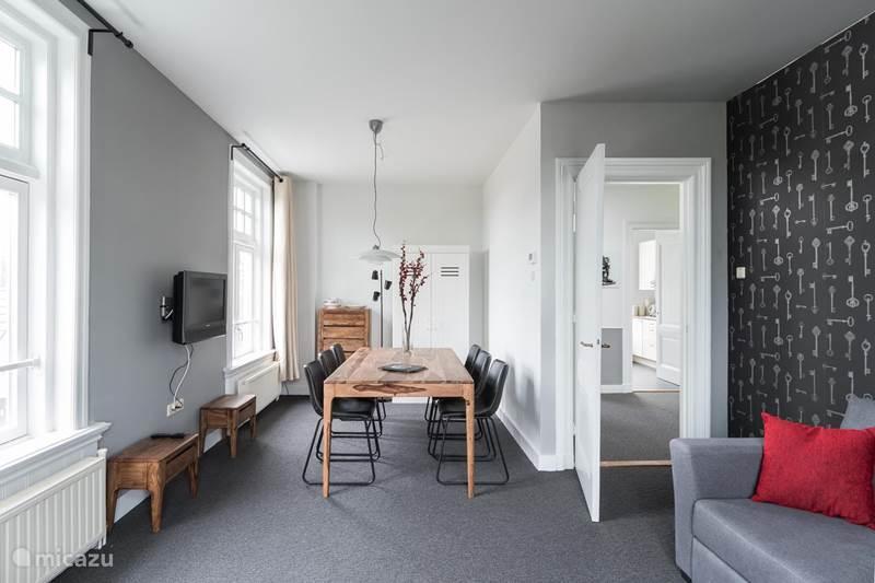 Vakantiehuis Nederland, Noord-Holland, Zandvoort Appartement Villa de Berk