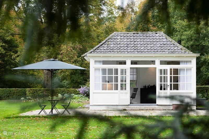Vakantiehuis Nederland, Noord-Brabant, Loon op Zand Landhuis / Kasteel Het Theehuis