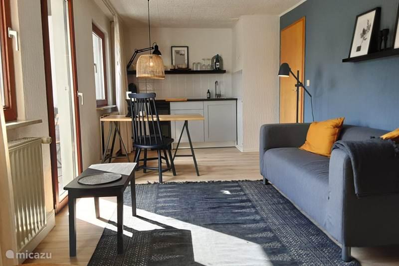Ferienwohnung Deutschland, Harz, Bad Sachsa Appartement Hochwald Ferienwohnung Dietrich