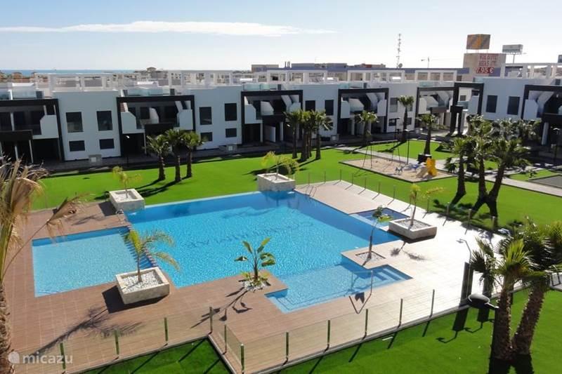 Vakantiehuis Spanje, Costa Blanca, La Zenia Vakantiehuis Oasis Beach V
