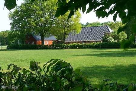Vakantiehuis Nederland, Groningen, Sellingen boerderij Naast een Bos