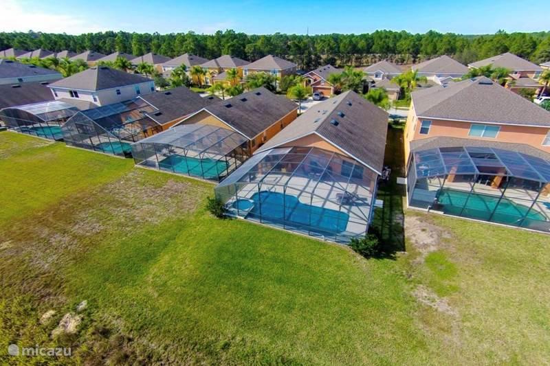 Vakantiehuis Verenigde Staten, Florida, Davenport Villa Ruby Residence