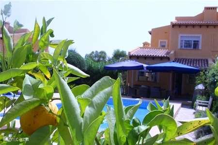 Vakantiehuis Spanje, Costa Blanca, Benidorm - villa Casa Miraval