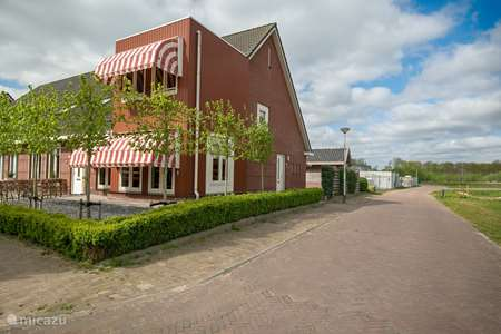 Vakantiehuis Nederland, Drenthe, Diever geschakelde woning De Kalterbroeken