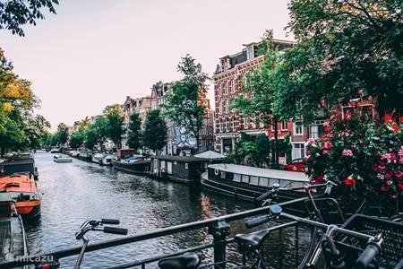 Woonboten Amsterdam
