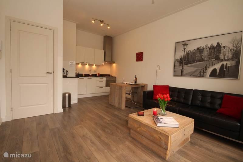 Vakantiehuis Nederland, Noord-Holland, Amsterdam Appartement Apt Cityhome - Amsterdam centrum