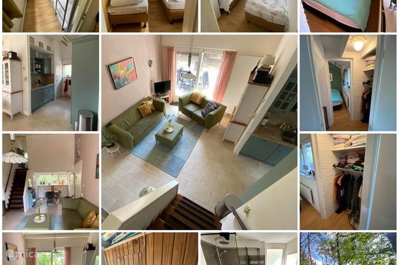 Vakantiehuis Nederland, Overijssel, Rheezerveen Vakantiehuis Ruime luxe vakantiewoning in bos