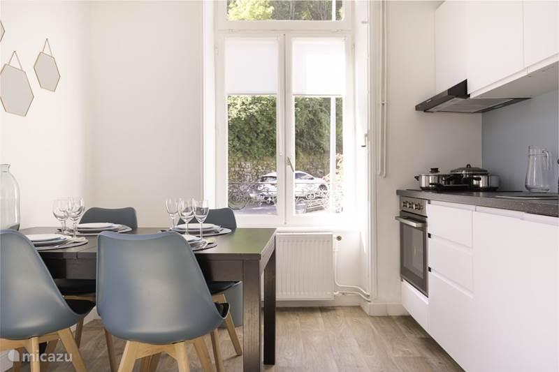Vakantiehuis Frankrijk, Puy-de-Dôme, La Bourboule Appartement L'Ekrin des Bains N°2