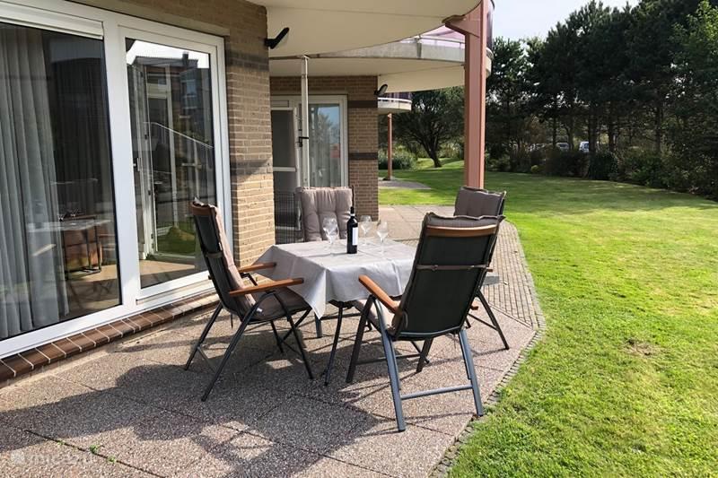 Vacation rental Netherlands, North Holland, Julianadorp at Sea Apartment Villa Juliana