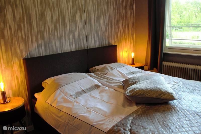 Vakantiehuis Nederland, Overijssel, Denekamp Vakantiehuis Vakantiewoning Bosrand
