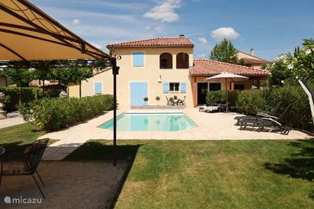 Vakantiehuis Frankrijk, Ardèche, Vallon-Pont-d'Arc villa  Villa Panorama