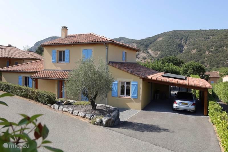 Vakantiehuis Frankrijk, Ardèche, Vallon-Pont-d'Arc Villa  Villa Panorama (89)