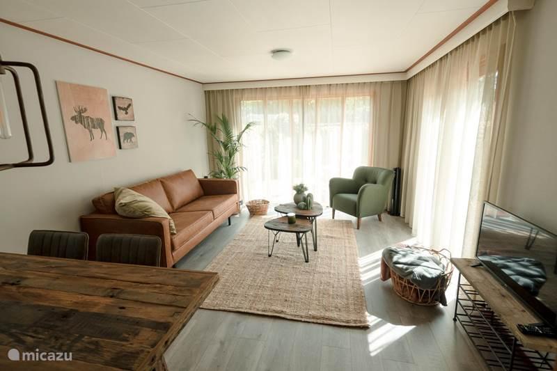 Vakantiehuis Nederland, Gelderland, Putten Chalet BOS beleving