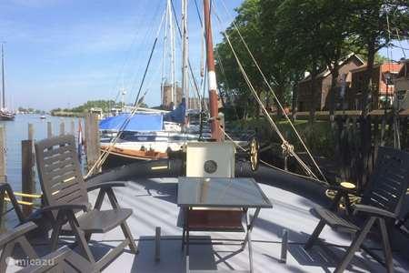 Vakantiehuis Nederland, Noord-Holland, Muiden camper / jacht / woonboot Verwisseling