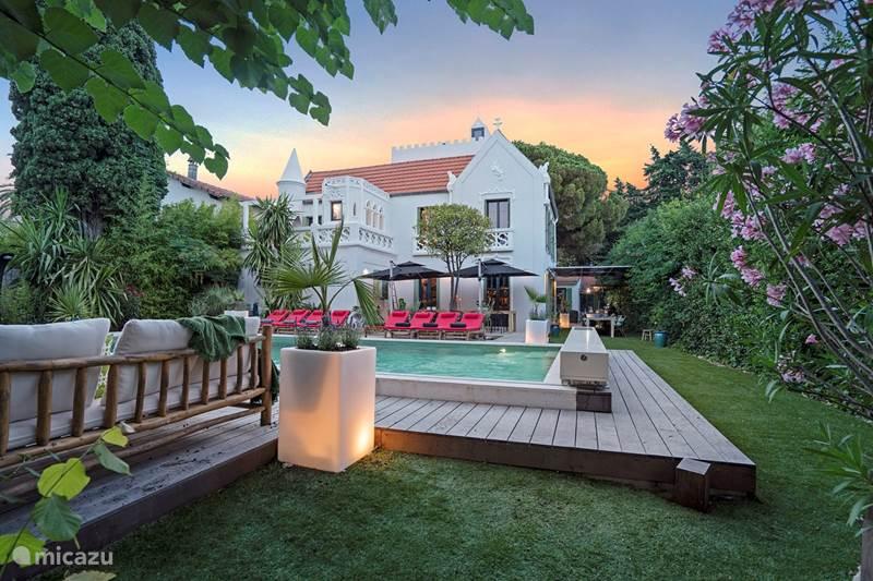 Vakantiehuis Frankrijk, Côte d´Azur, Juan-les-Pins Villa Villa La Mauresque & Maison Pêcheurs
