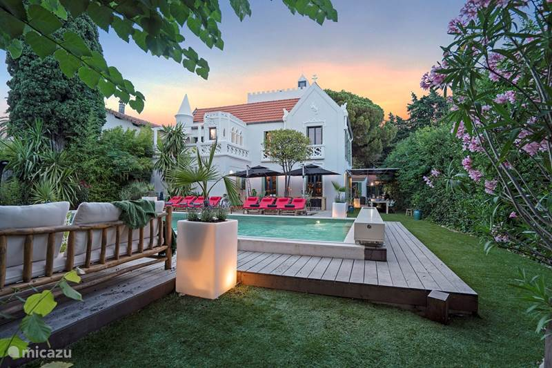 Vacation rental France, French Riviera, Juan-les-Pins Villa Villa La Mauresque & Maison Pêcheurs